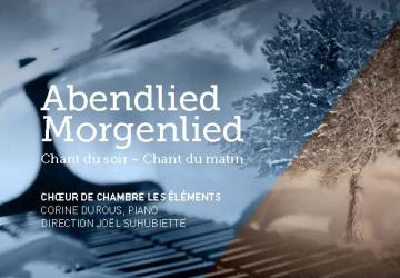 Affiche éléments Abendlied Morgenlied 2017