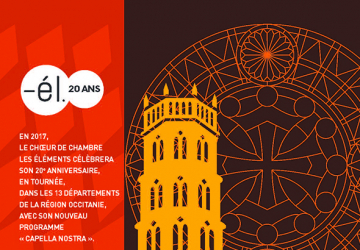 Affiche éléments Capella Nostra 2017